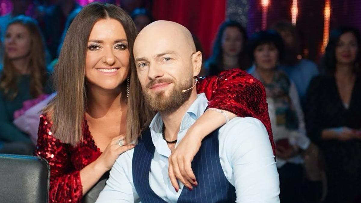 Наталья Могилевская и Влад Яма