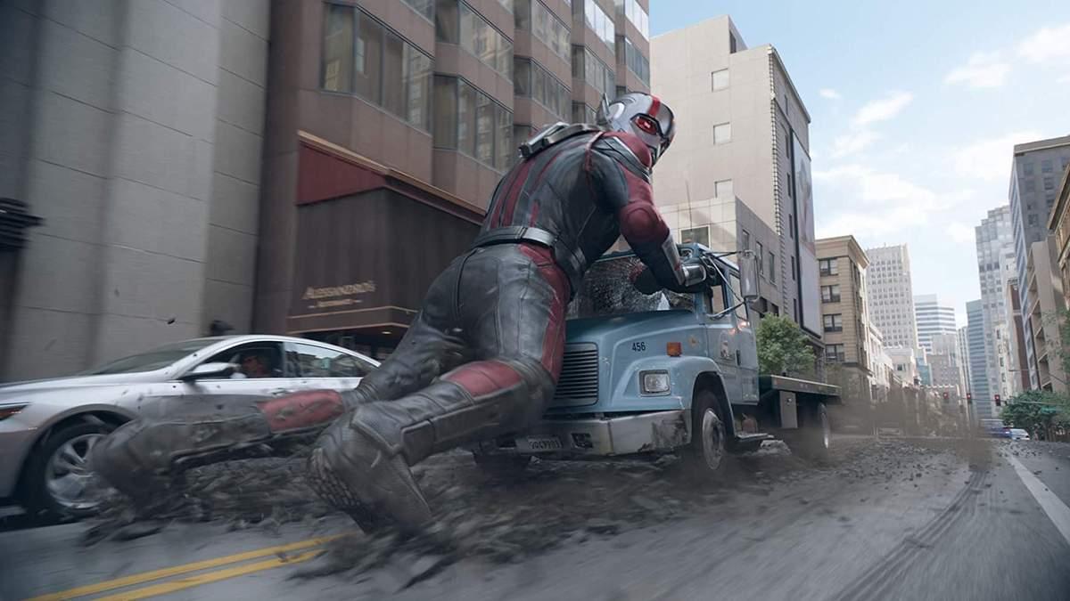 """Кадр з фільму """"Людина-мураха 2"""""""