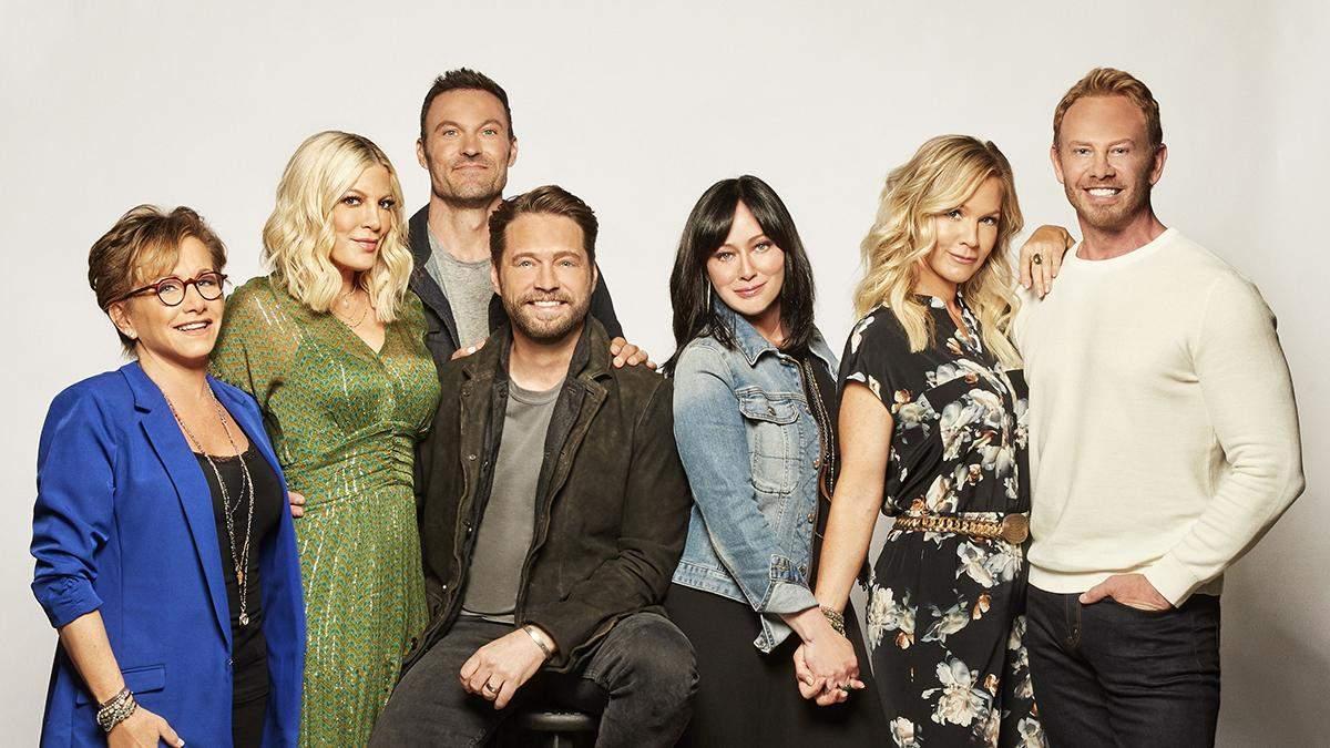 """""""Беверлі Гіллз, 90210"""": автори скасували зйомки нових епізодів"""