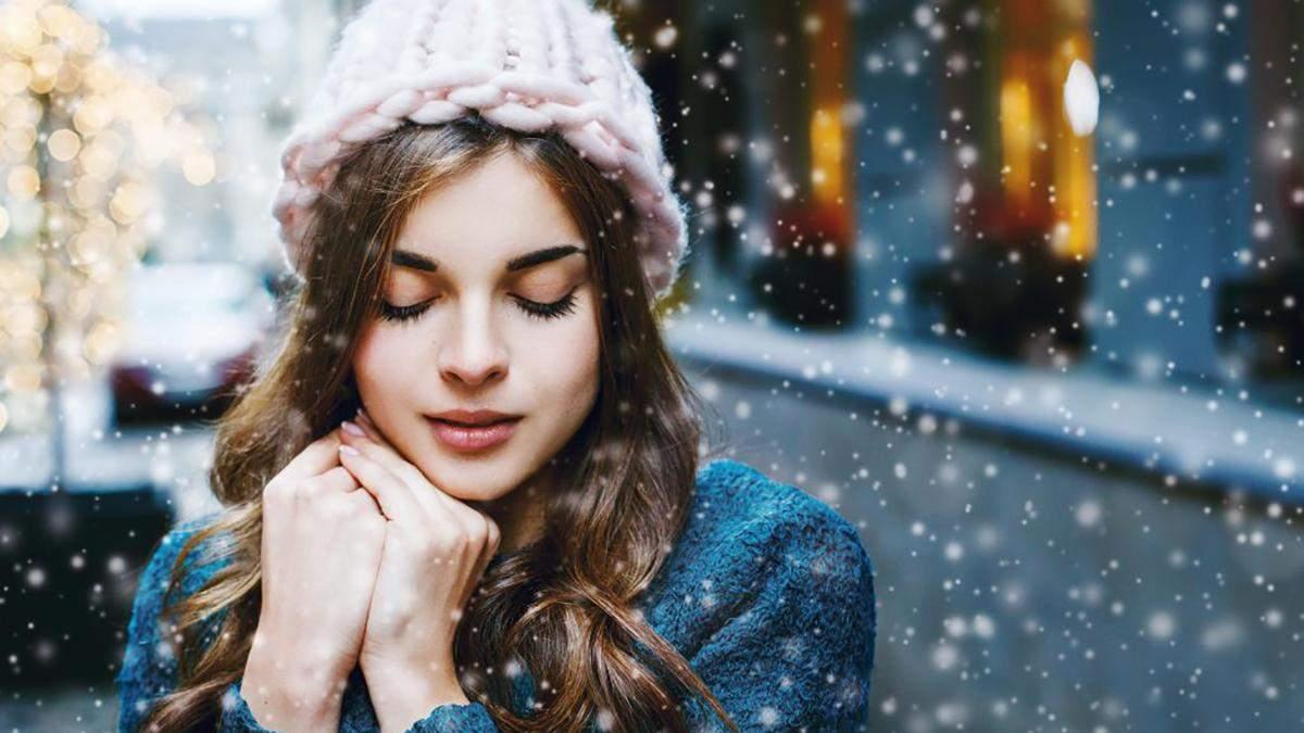 Подсказки об уходе за волосами зимой