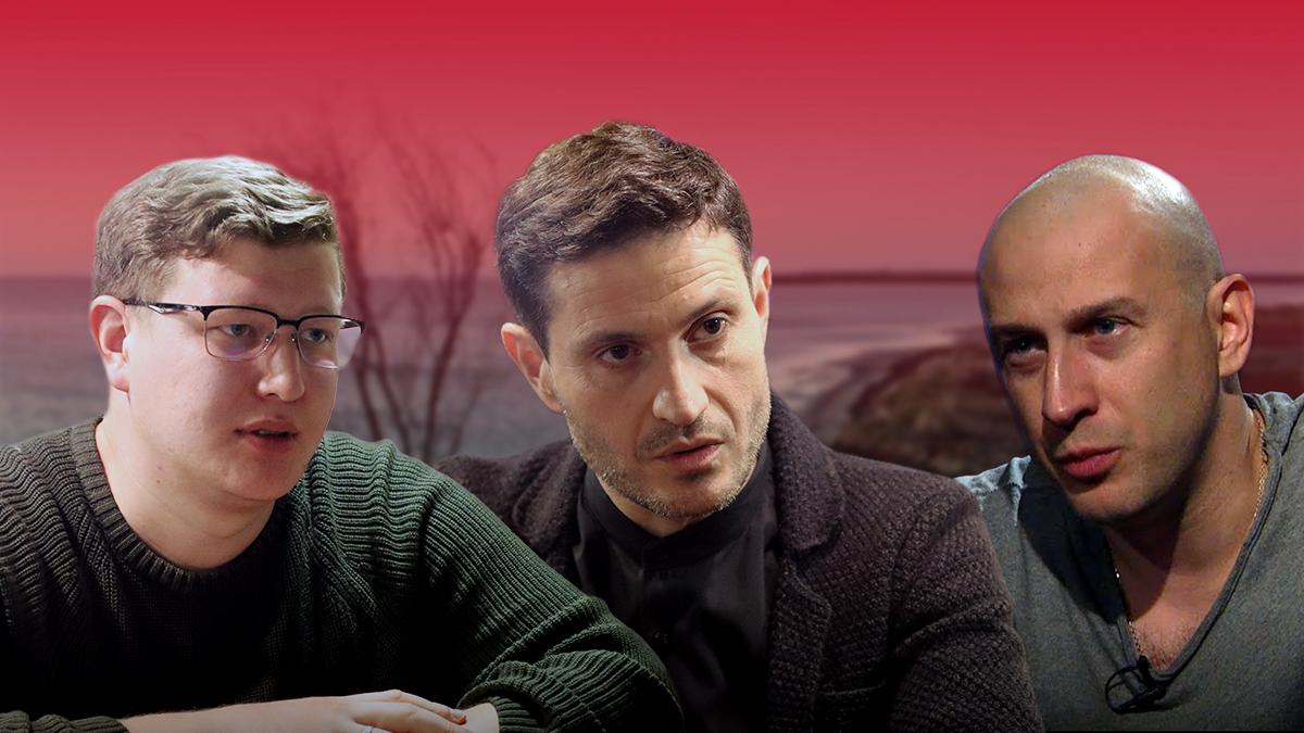 """Эксклюзивное интервью с создателями """"Домой"""" – Алиевым, Сеитаблаевым и Яценком"""