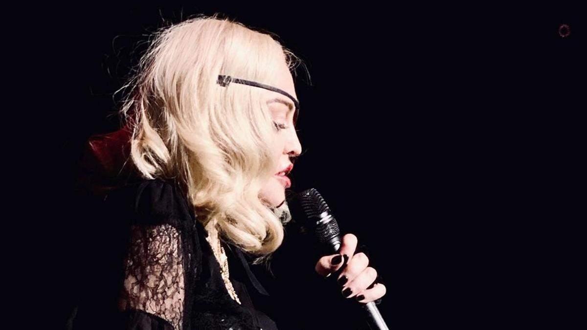 Эпатажная певица Мадонна