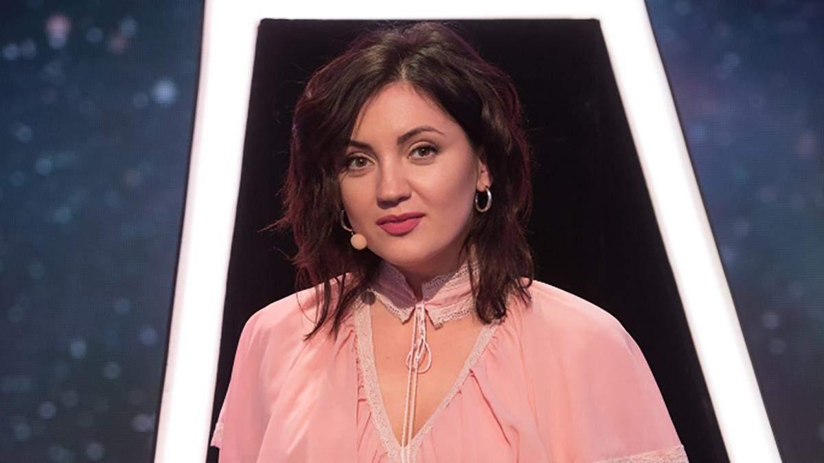 Оля Цибульская рассказала о первом своем выступлении