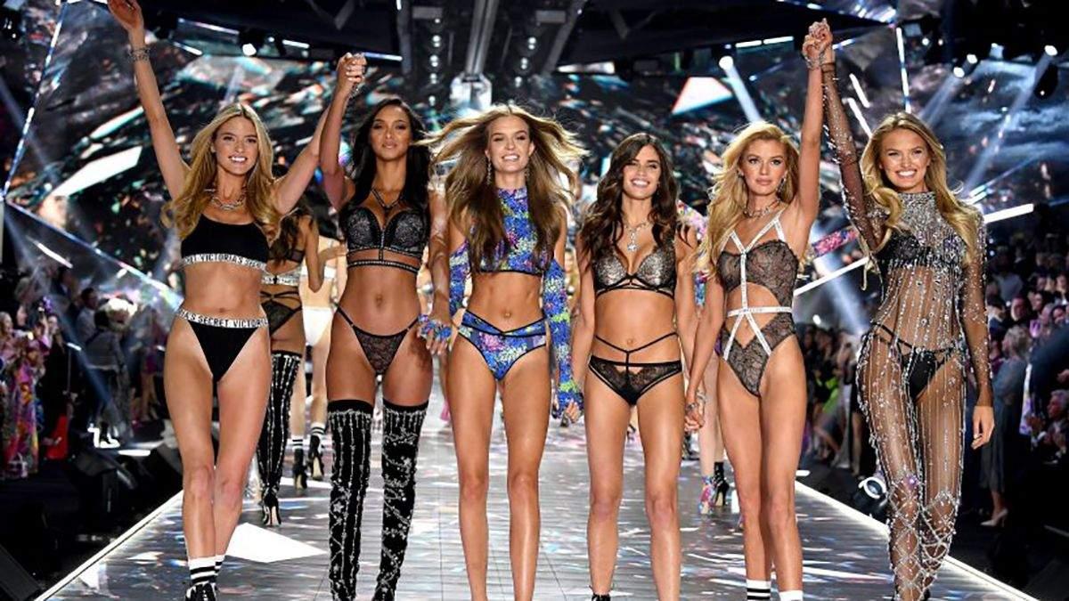 Официально: шоу Victoria's Secret отменили
