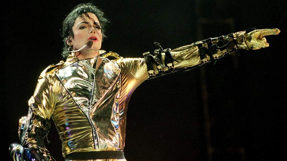 Биографический фильм о Майкле Джексоне