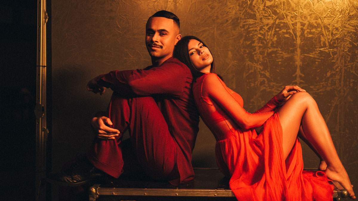 """""""Танці з зірками 2019"""": Мішель Андраде та Франциско Гомес"""