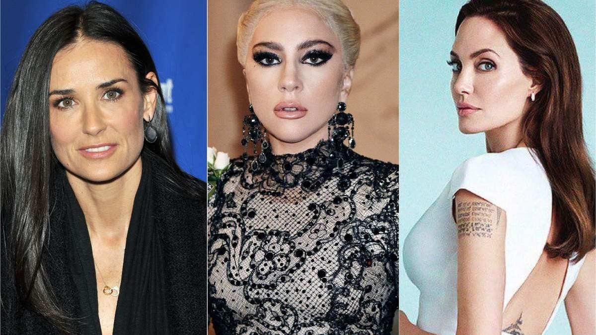Голлівудські зірки, які пережили насильство