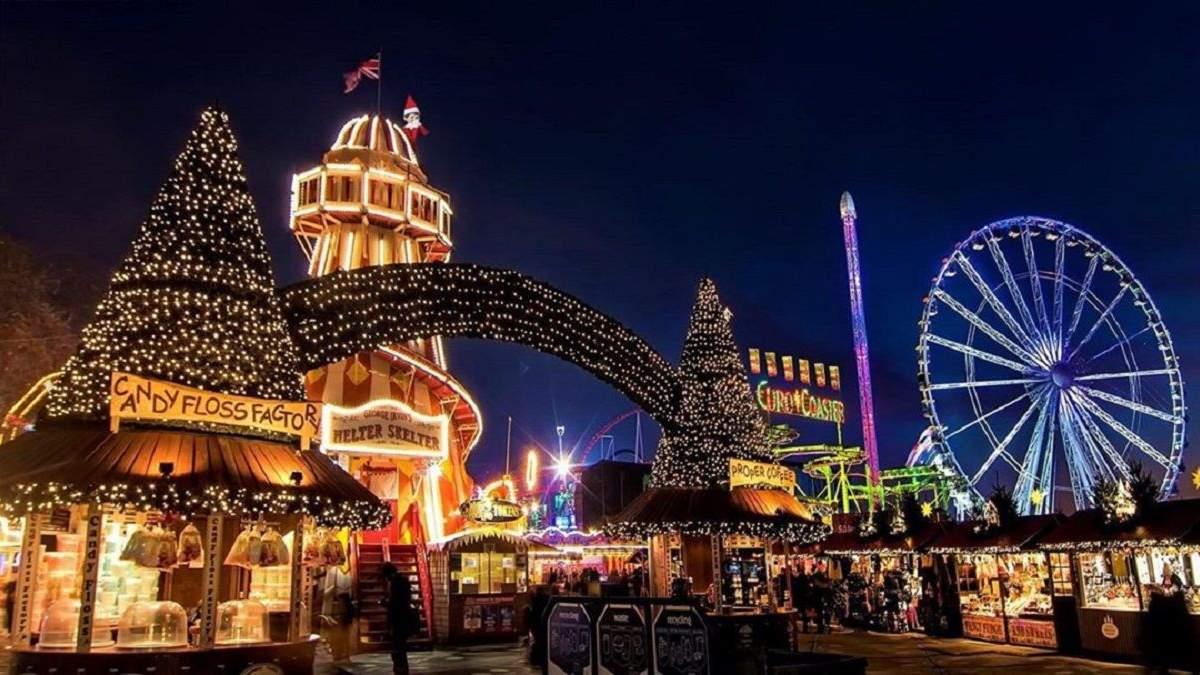 Winter Wonderland у Лондоні