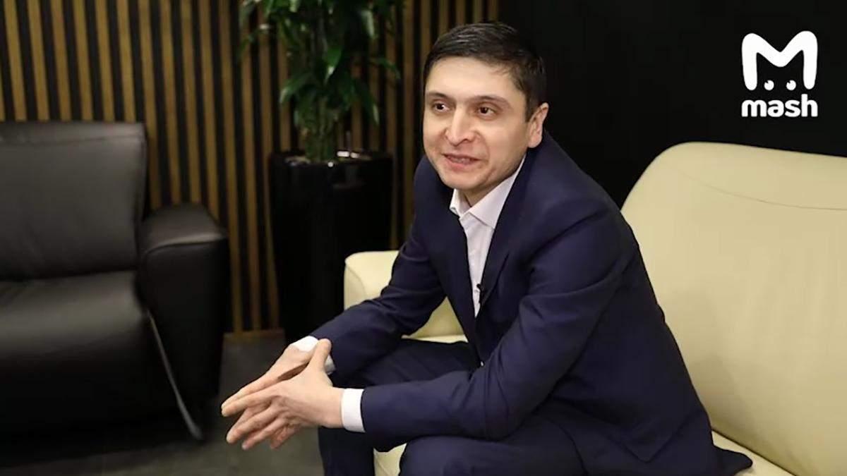 Двойник Зеленского – Умид Исабаев