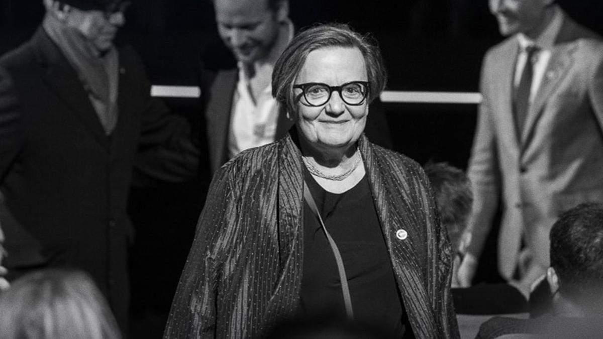 Польська режисерка Аґнєшка Голланд