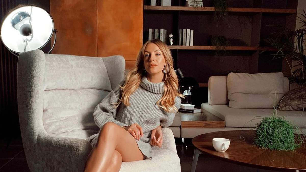 Леся Нікітюк показала лице без макіяжу