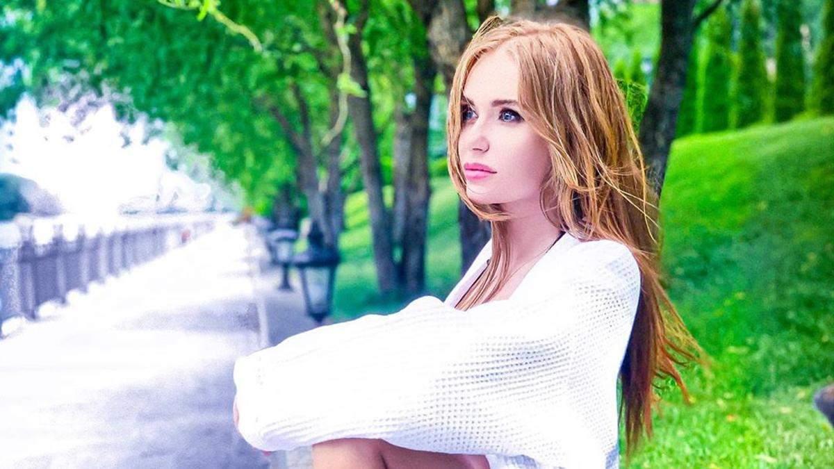Співачка Слава Камінська
