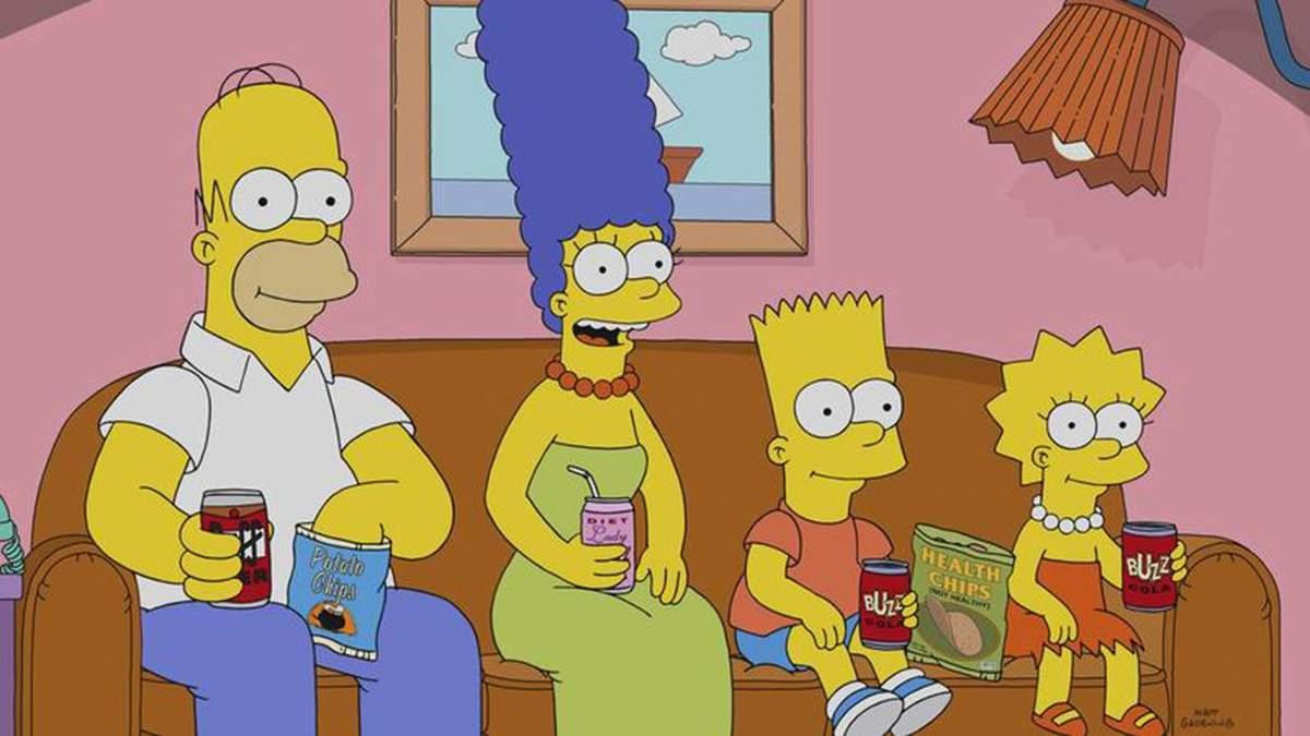 """Сериал """"Симпсоны"""" подходит к концу"""