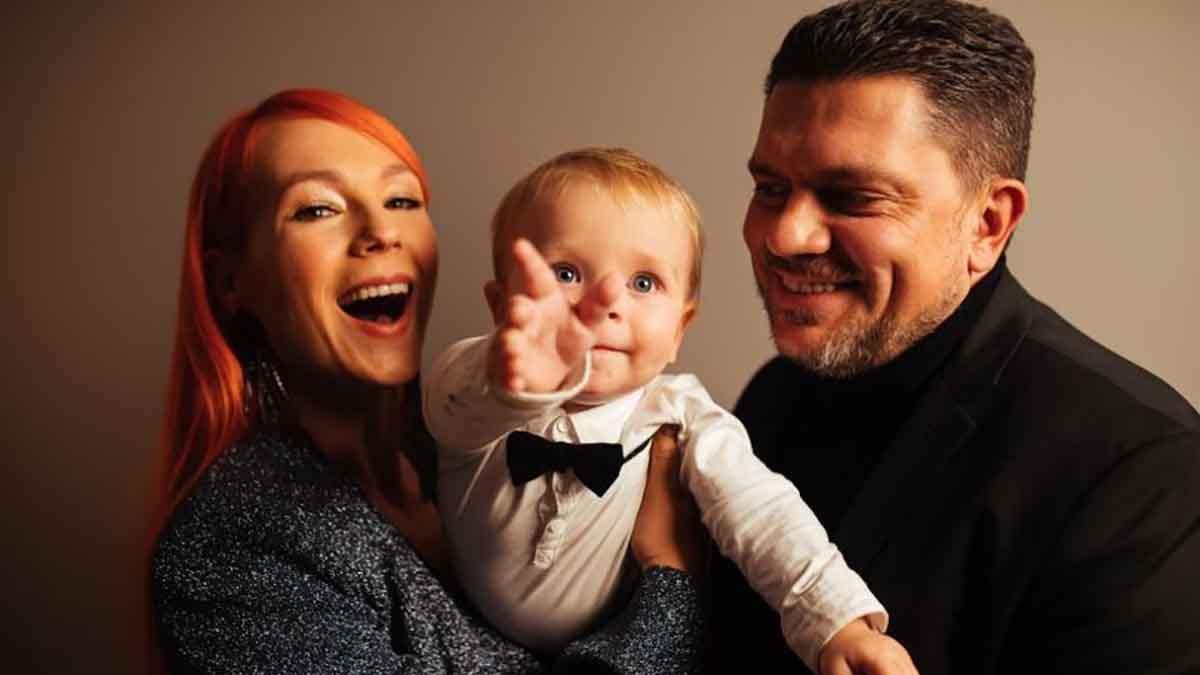 Светлана Тарабарова впервые показала лицо сына