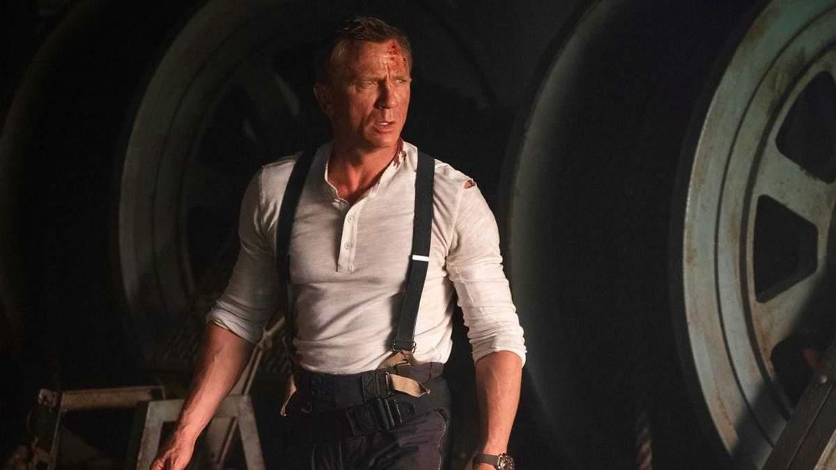 Джеймс Бонд 25: дата виходу і трейлер – 007: Чи не час помирати
