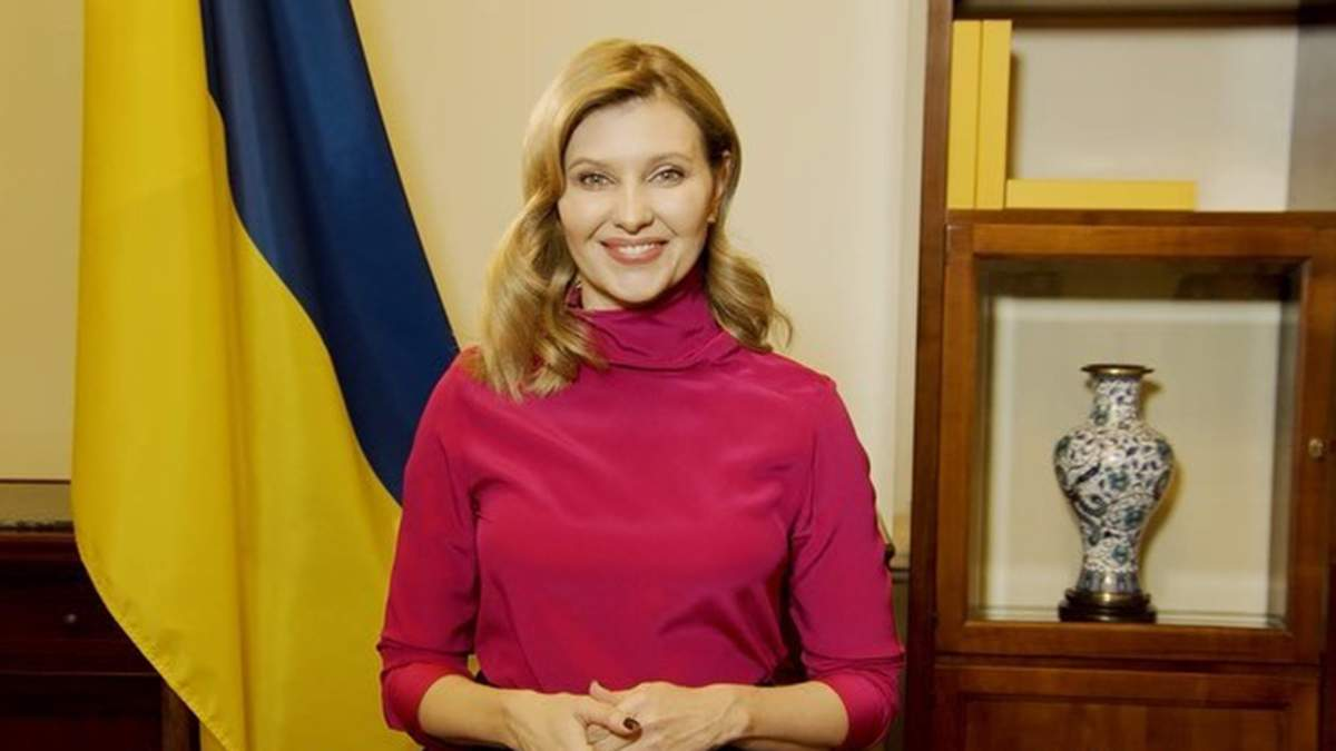 Елена Зеленская обратилась к украинским спортсменам на языке жестов