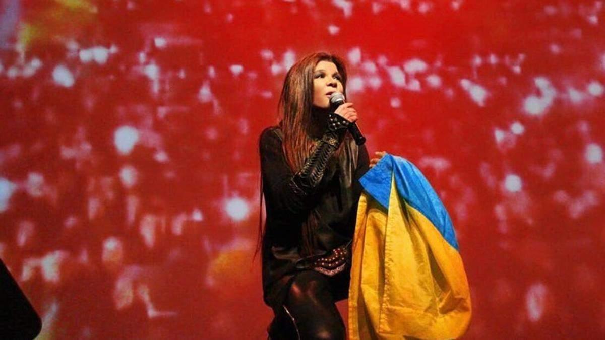 Руслана виступила на гала-шоу зірок Євробачення