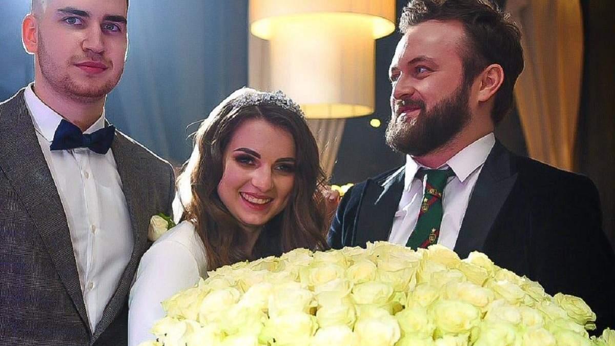 Дзідзьо показав фото з весілля дочки Кузьми Скрябіна