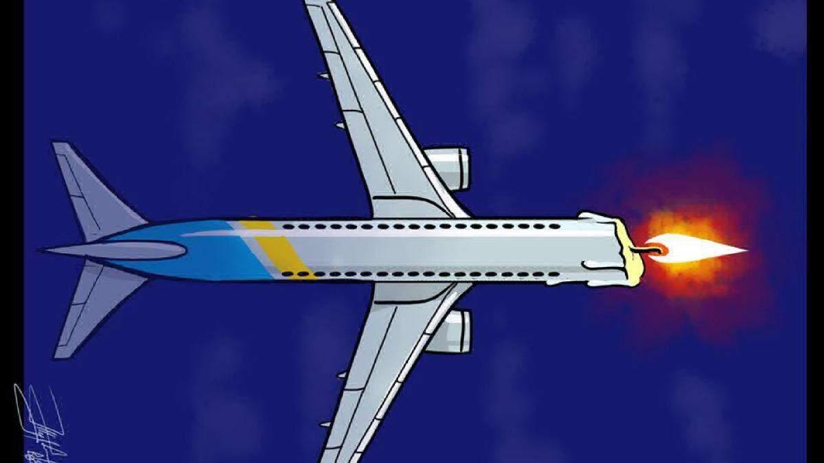 Авиакатастрофа МАУ в Иране