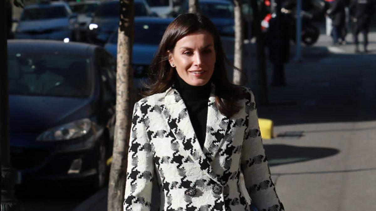 Королева Летиція прийшла на офіційну зутріч в шкіряних штанах: фото