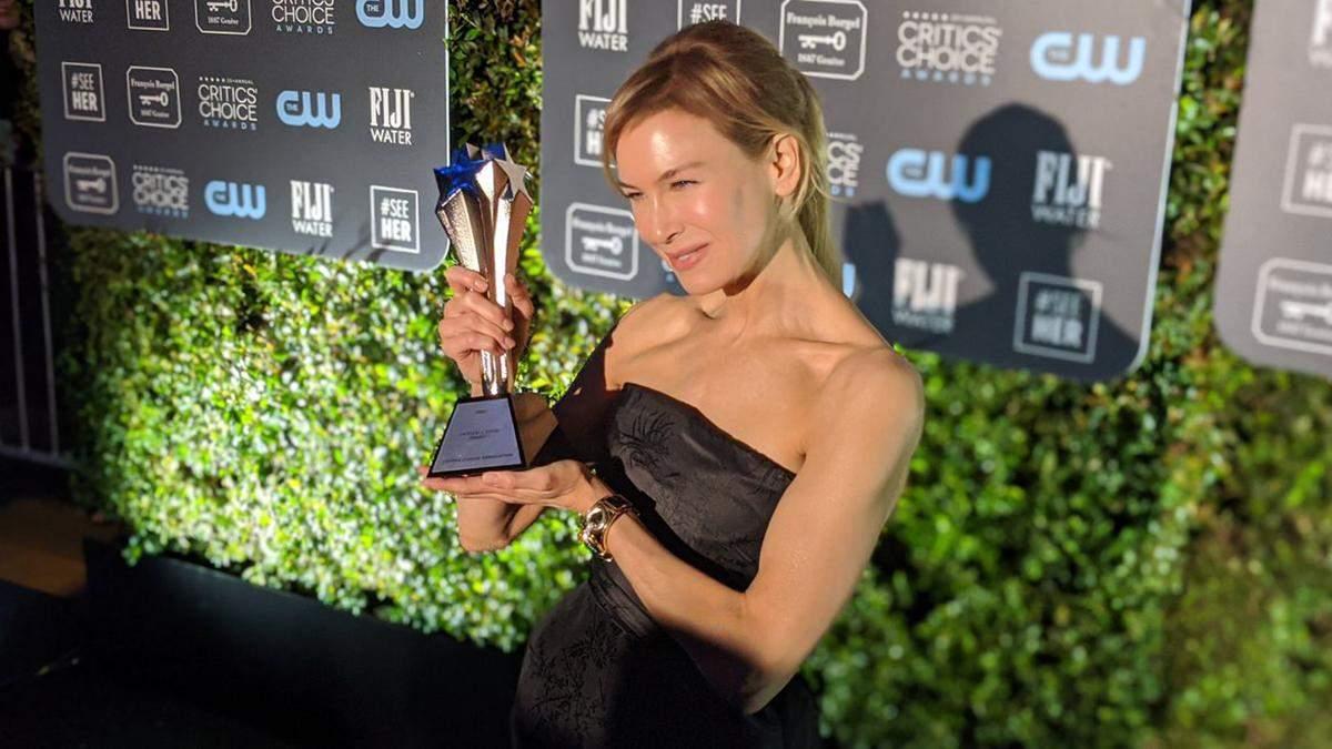 Кто из голливудских звезд стал лауреатом премии Critics' Choice Awards 2020: список