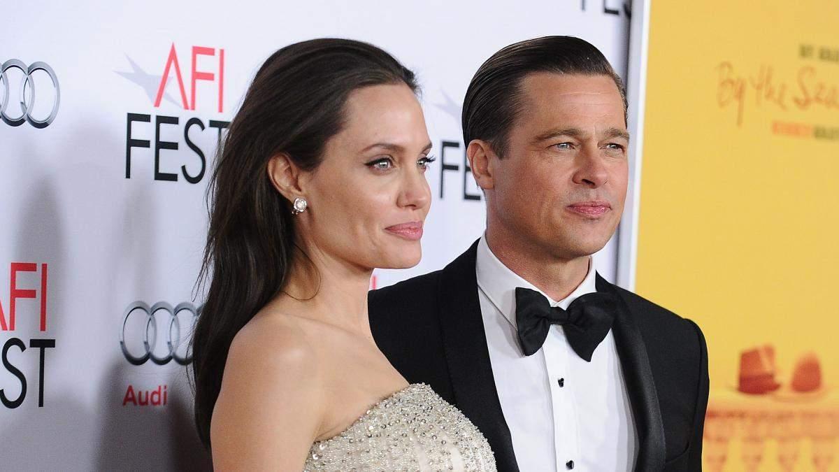 Експодружжя Бред Пітт та Анджеліна Джолі випустять нове шампанське