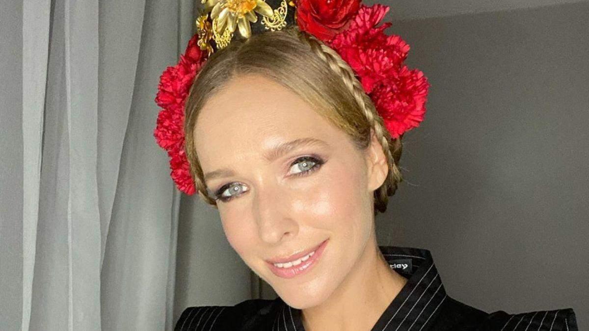 Катя Осадчая поразила поклонников образом в кимоно: яркие фото