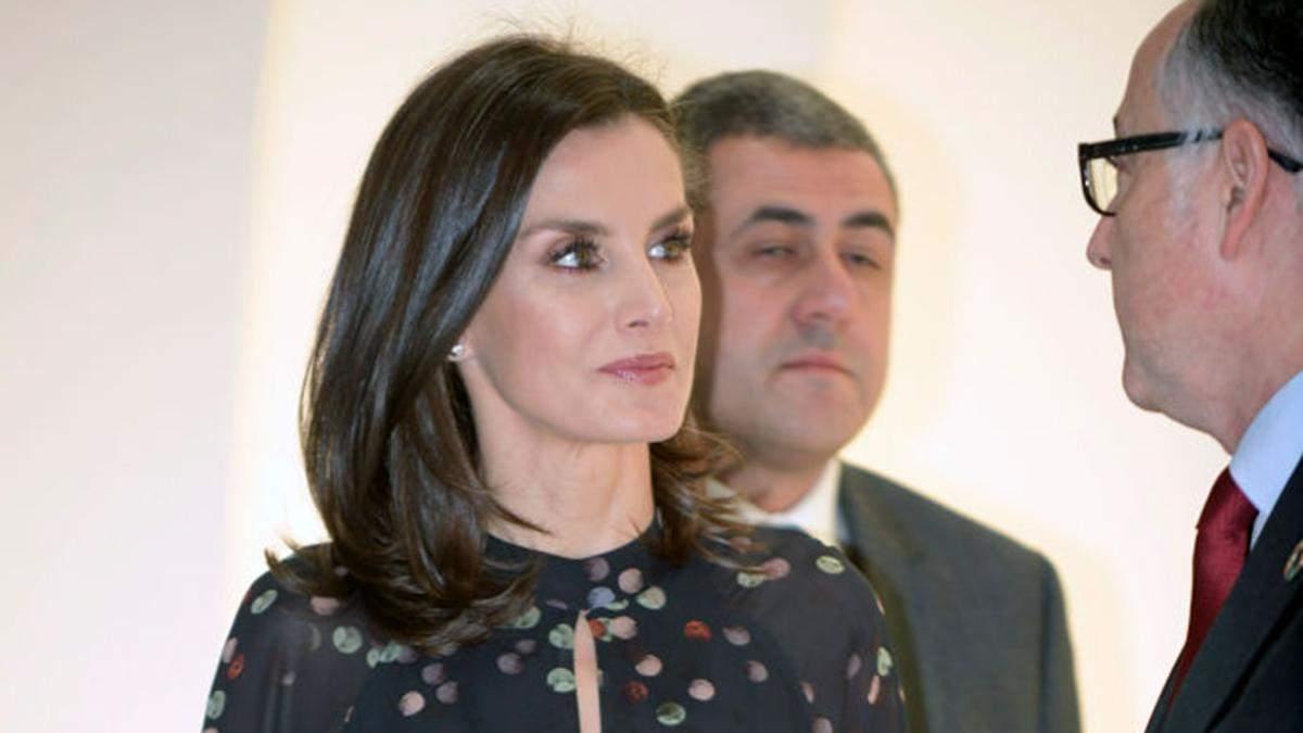 Королева Летиция надела платье за 70 долларов: эффектные фото