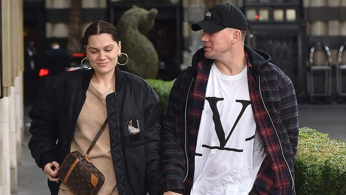 Ченнинг Татум подтвердил возобновление отношений с Джесси Джей: первый публичный выход пары