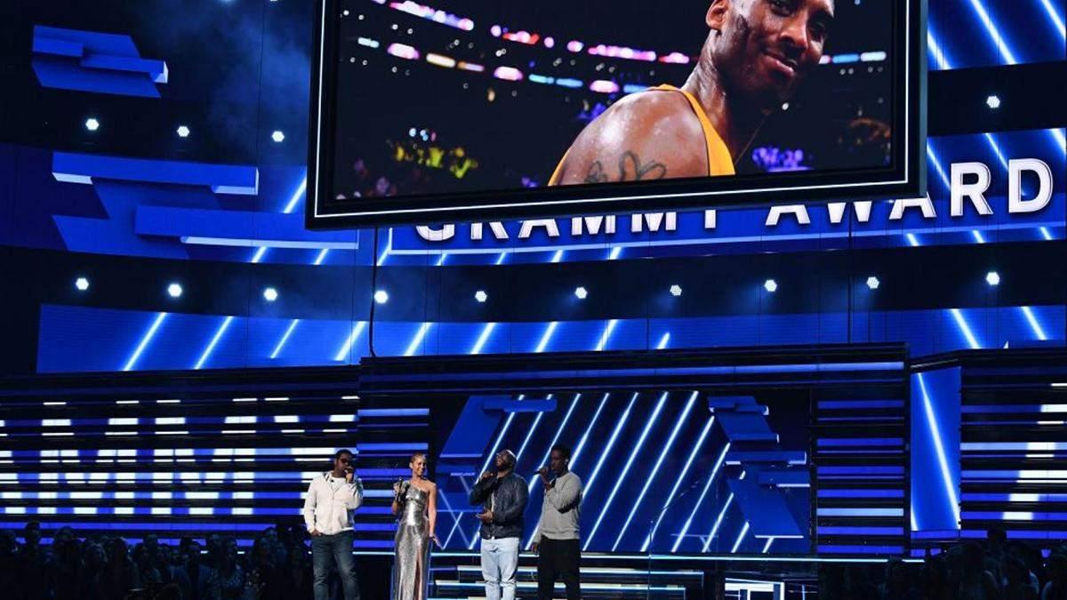 Грэмми-2020: на церемонии почтили память Коби Брайанта