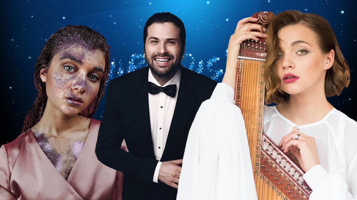 Отбор на Евровидение 2020 Украина – биографии финалистов – что известно