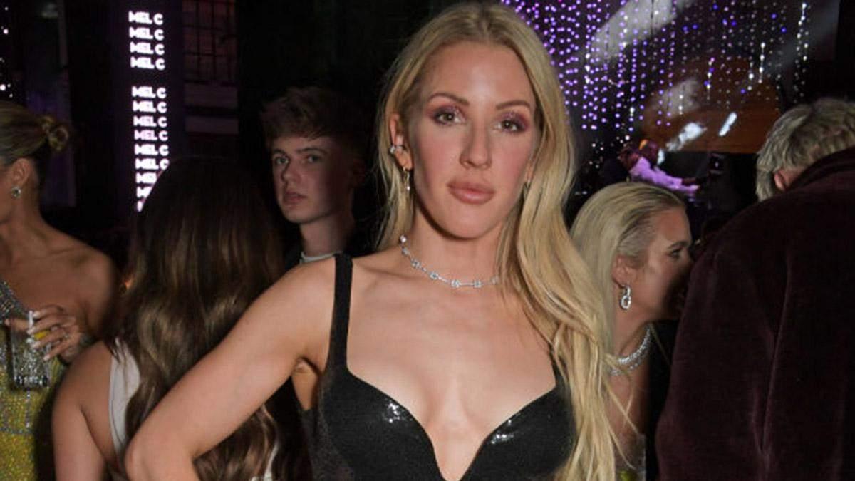 Еллі Голдінг на вечірці у Лондоні