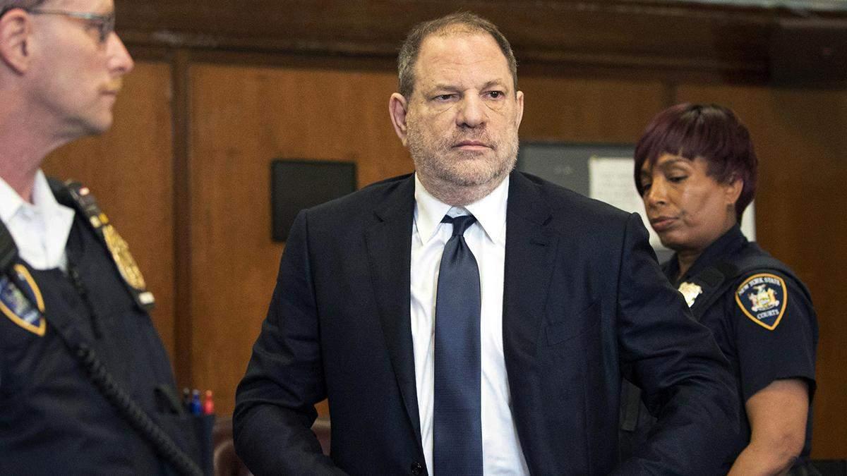 Гарві Вайнштейн – винен в сексуальному насильстві – суд 24.02.2020