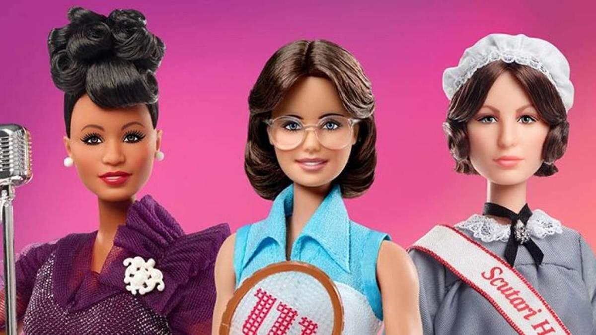 Женщины, которые изменили мир: Barbie выпустили новую коллекцию кукол – фото