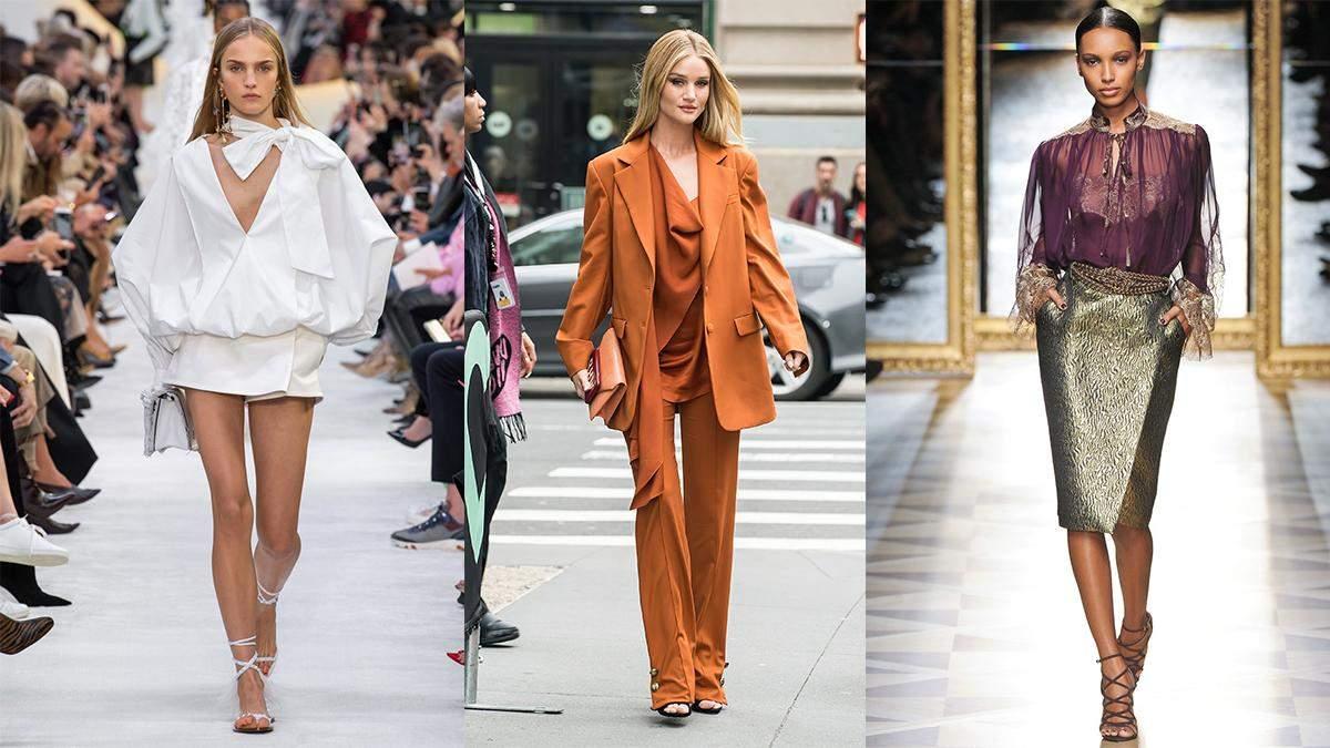 Тренди весни 2020: що ми будемо одягати цього сезону