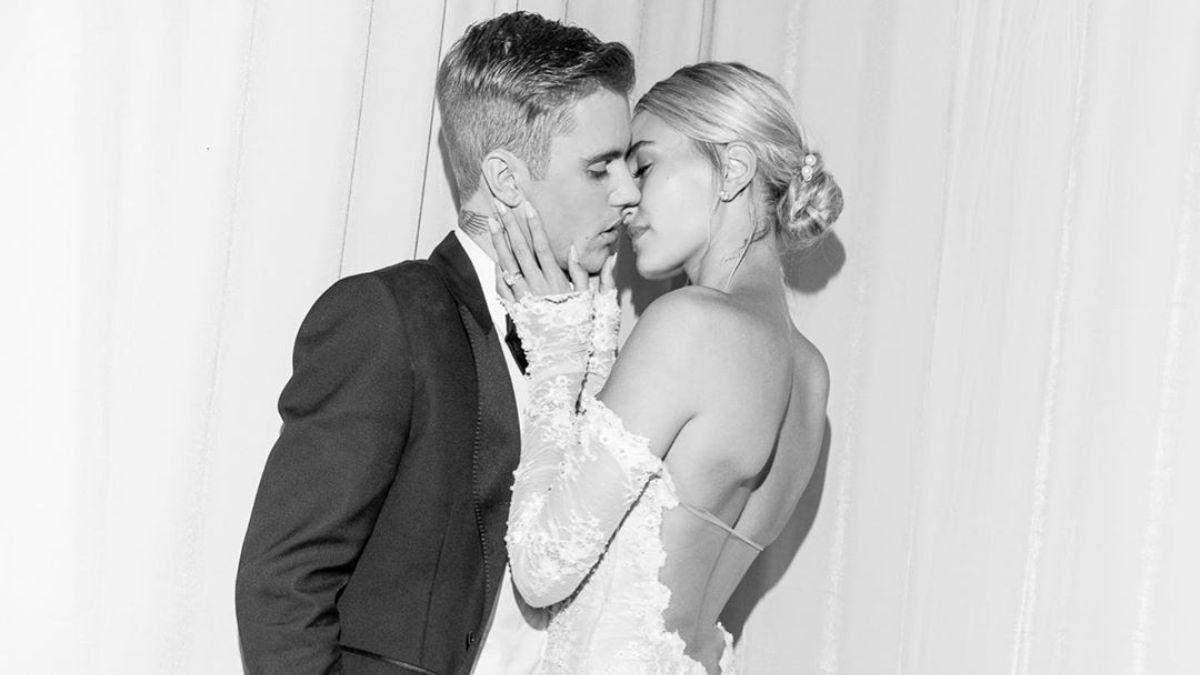 Джастін Бібер та його дружина Гейлі