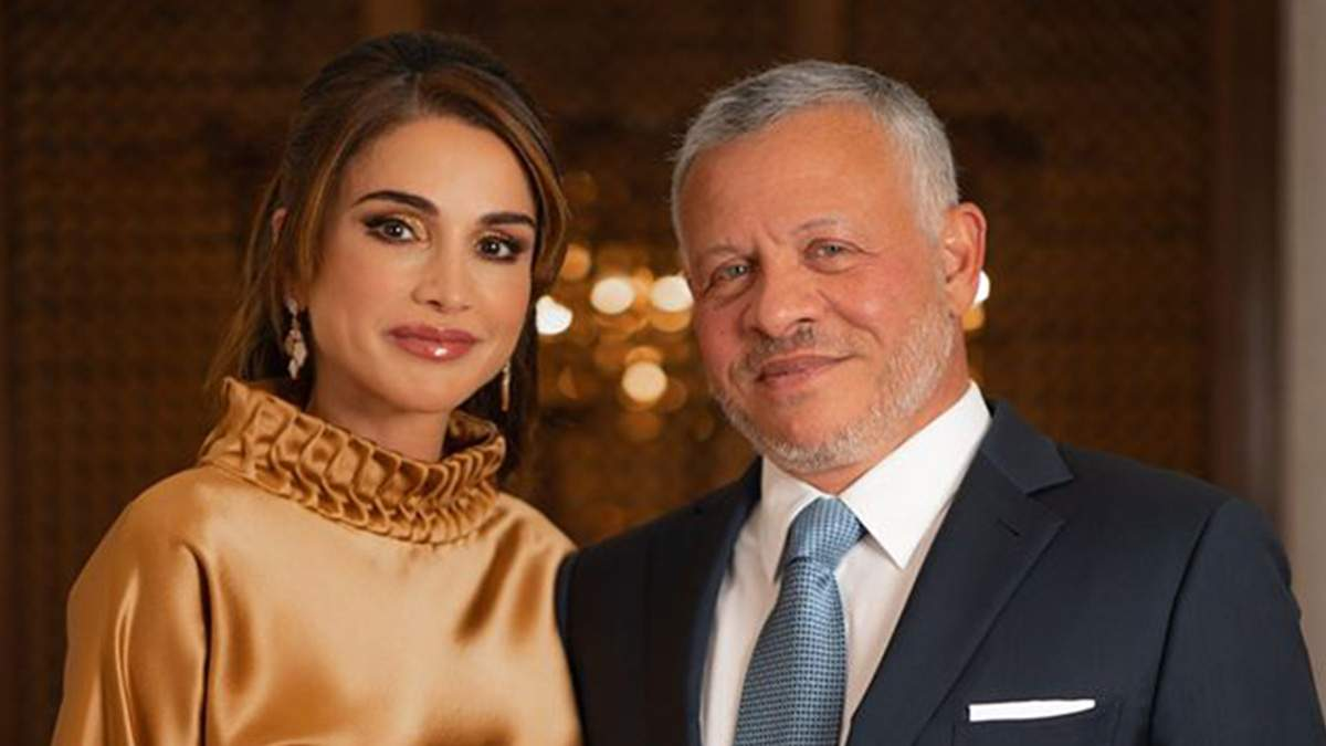 Корольта королева Йорданії