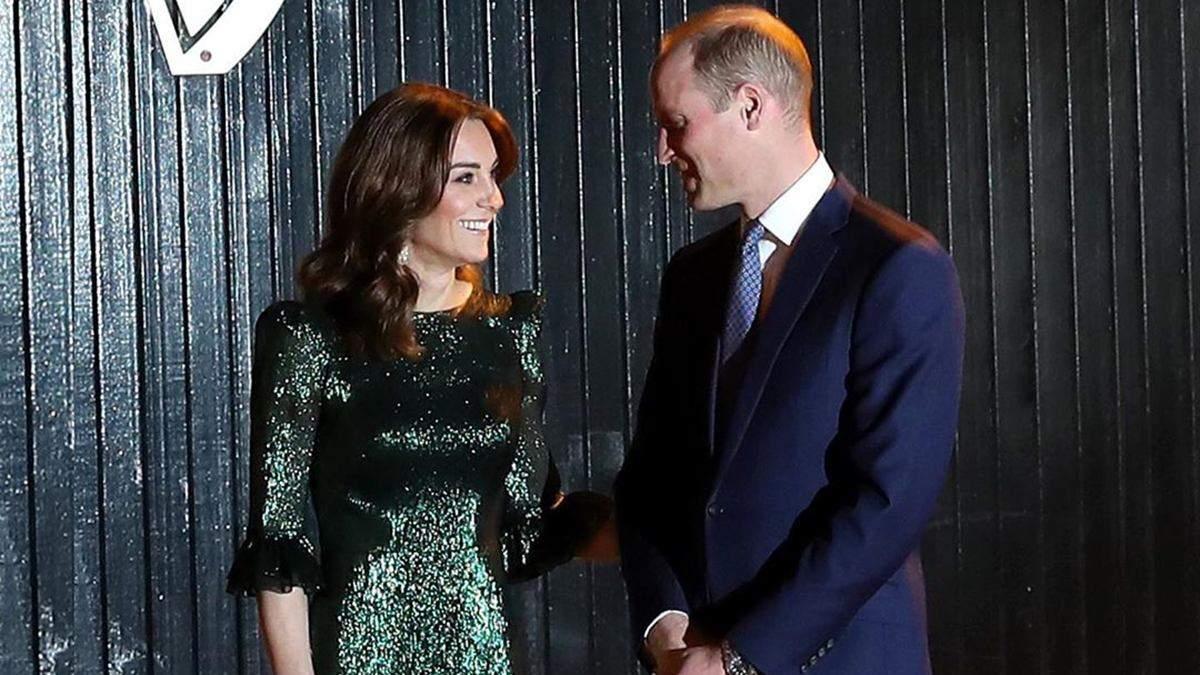 Кейт Міддлтон та принц Вільям у Дубліні