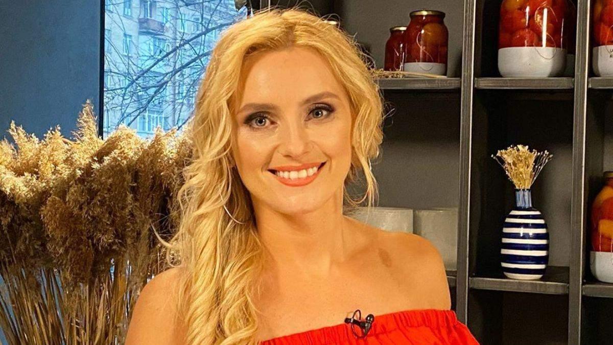 Співачка Ірина Федишин
