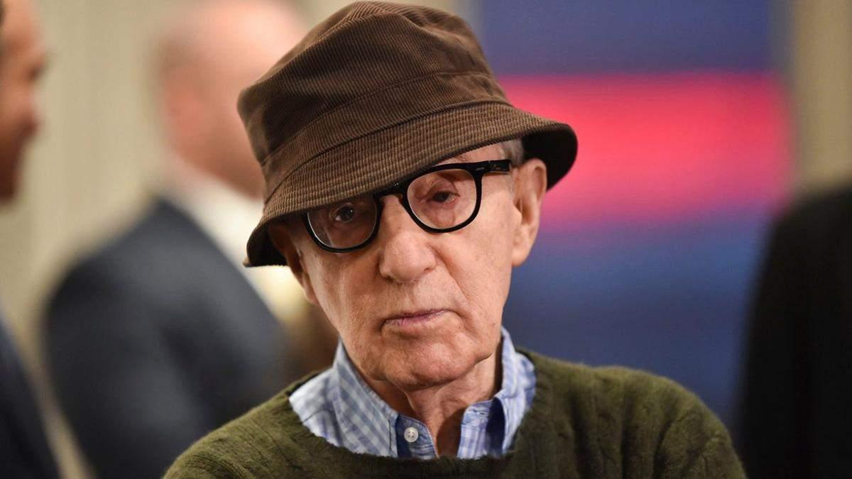 Вуді Аллен потрапив у скандал: син режисера зробив публічну заяву