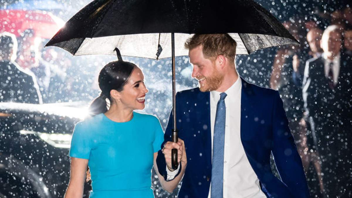 Принц Гаррі та Меган Маркл у Лондоні
