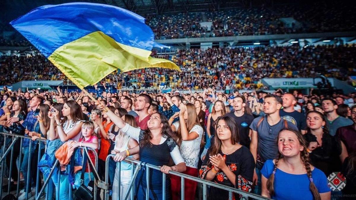 """""""Украинская песня 2020"""""""