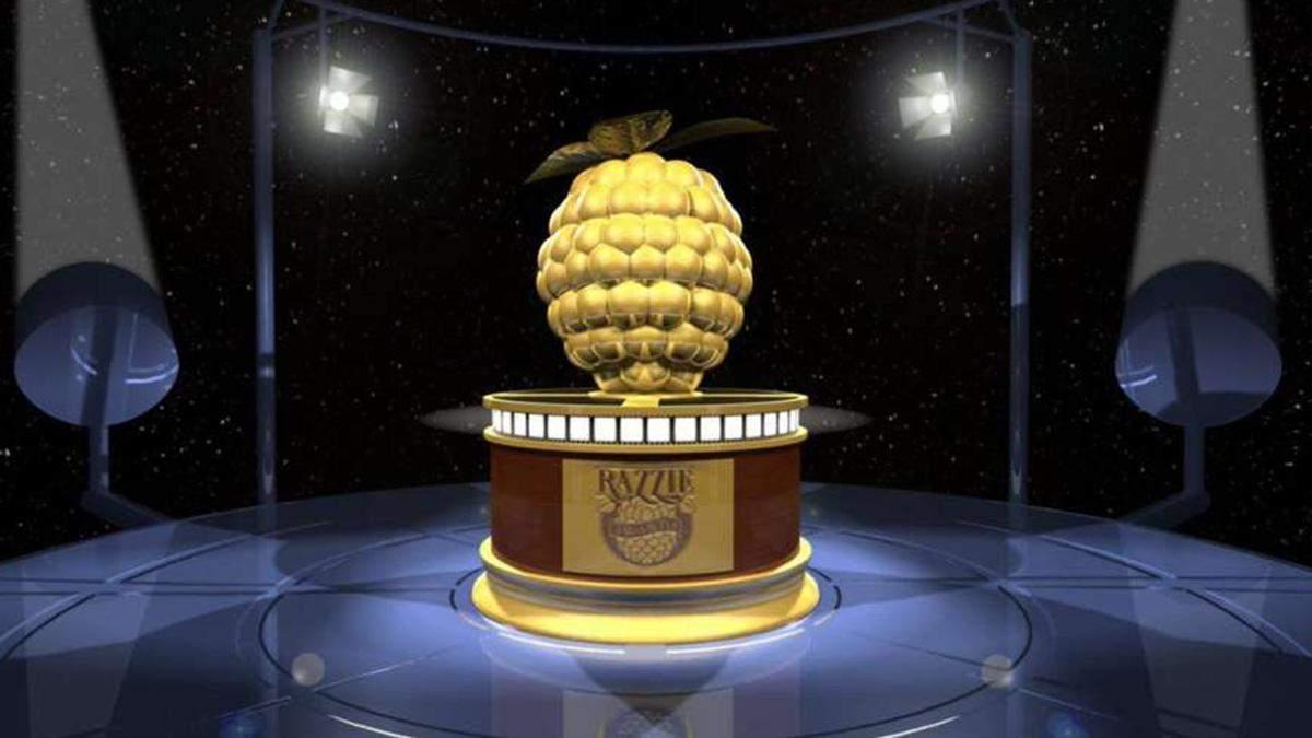 Золота малина 2020 – переможці – найгірші фільми і актори