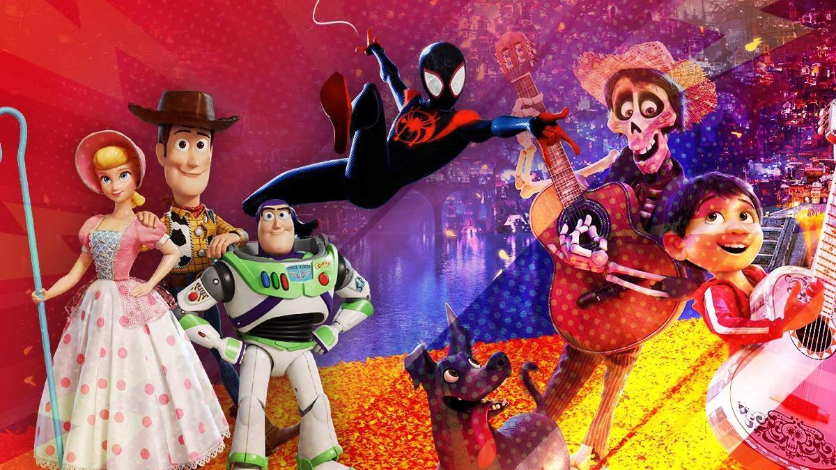 ТОП-15 найкращих мультфільмів за версією глядачів