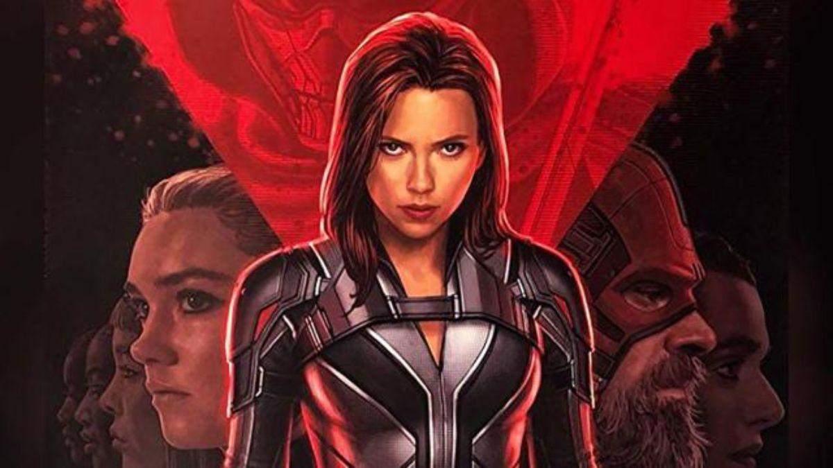 """Прем'єру """"Чорної вдови"""" від Marvel перенесли через коронавірус"""