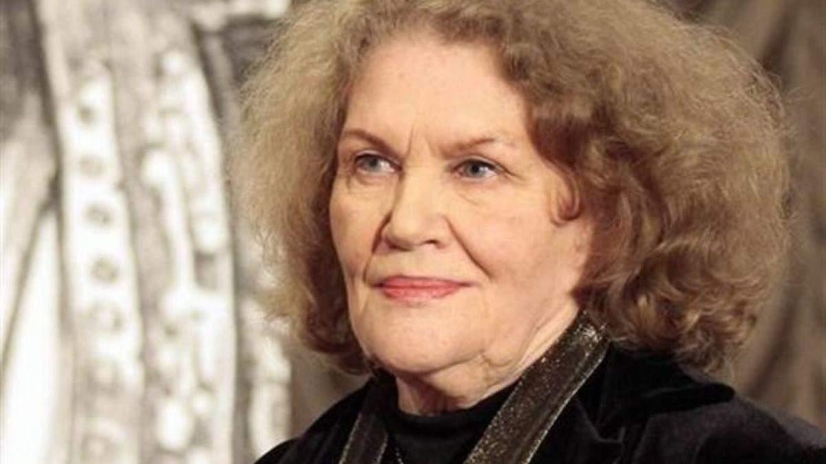 Лине Костенко 19 марта исполняется 90 лет