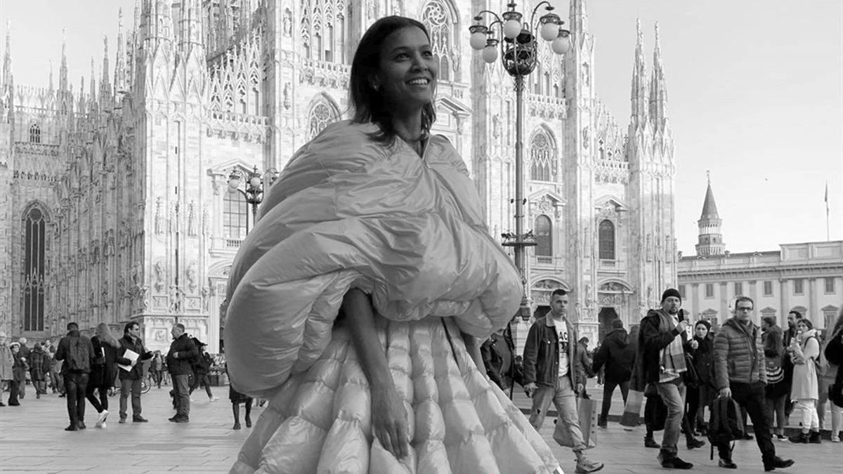 Итальянский глянец поддержал борьбу с коронавирусом