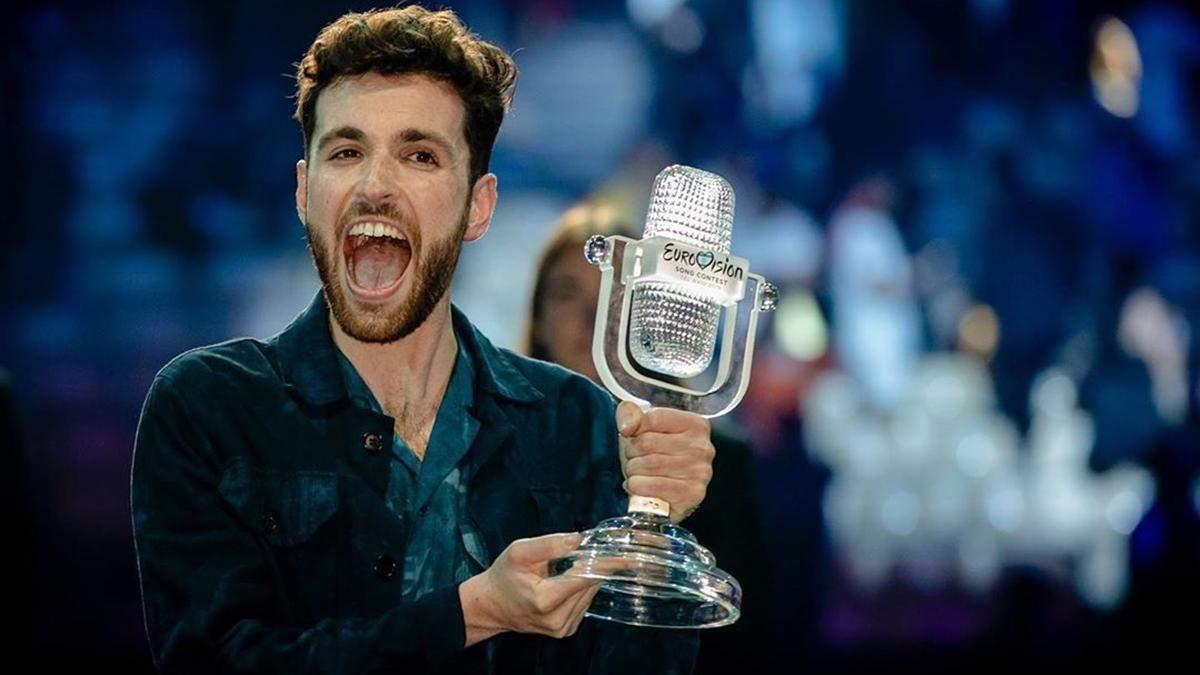 Переможець Євробачення-2019 відреагував на перенесення конкурсу