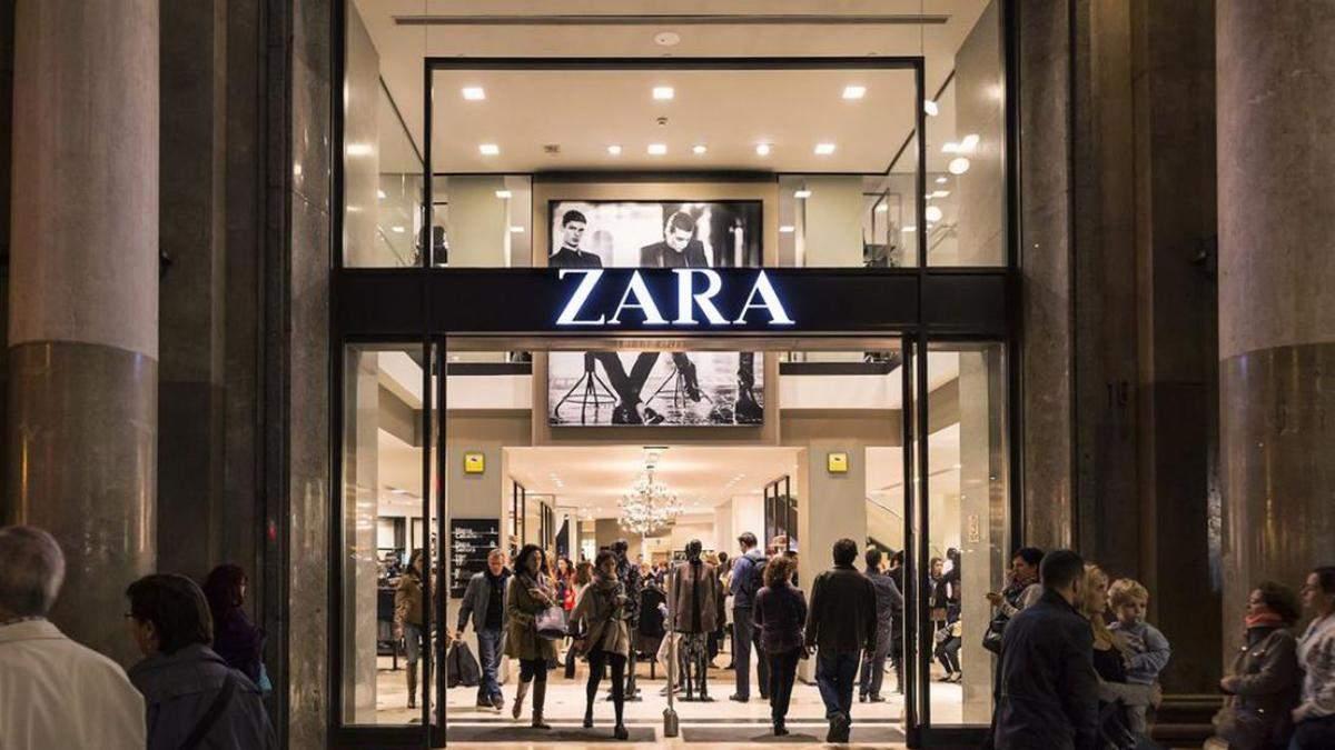 Zara шитиме маски та халати