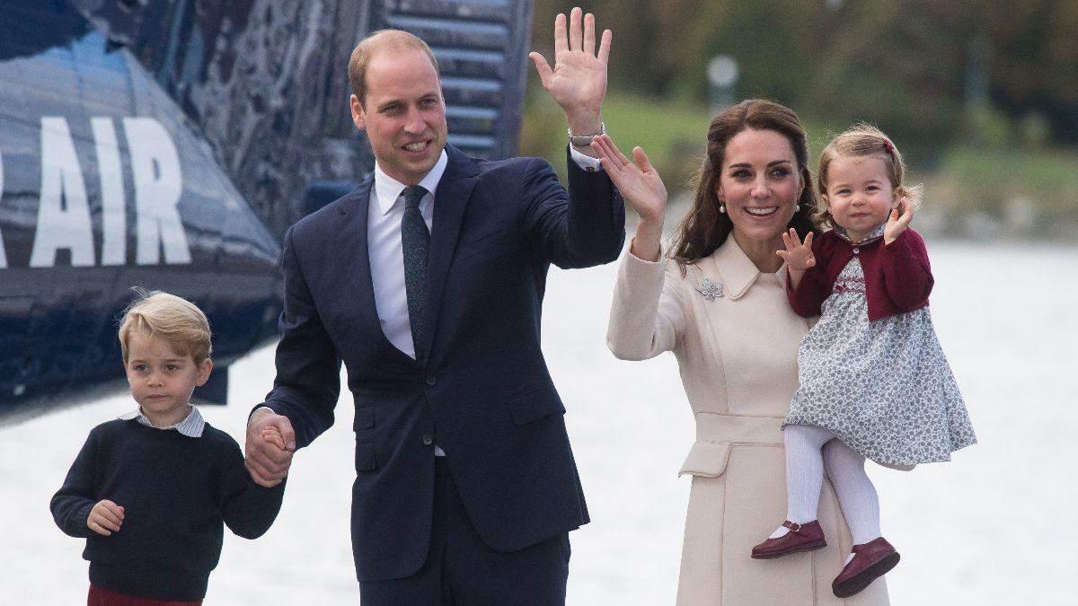 Королівська сім'я привітала усіх з Днем матері